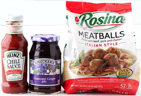 Instant Pot Grape Jelly Meatballs
