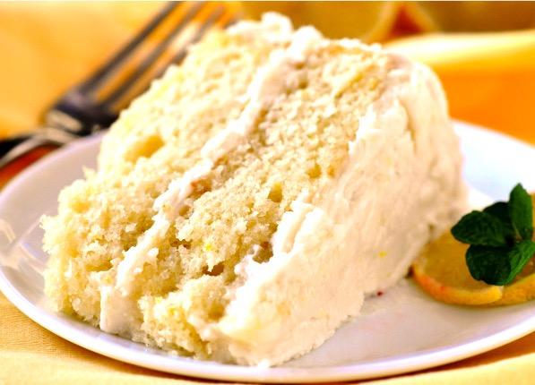 Easy Lemonade Cake