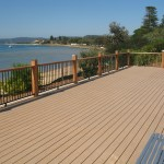 ModWood Decking - Marina Black Bean 137- Ettalong Beach NSW