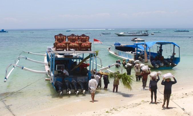 Ferry Nusa Lembongan Bali