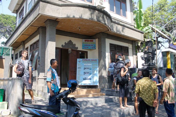 Ferry Tickets Sanur Nusa Lembongan Bali