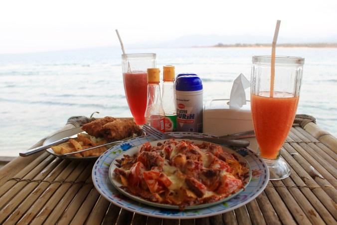 Munchies Cafe Gili Air Lombok