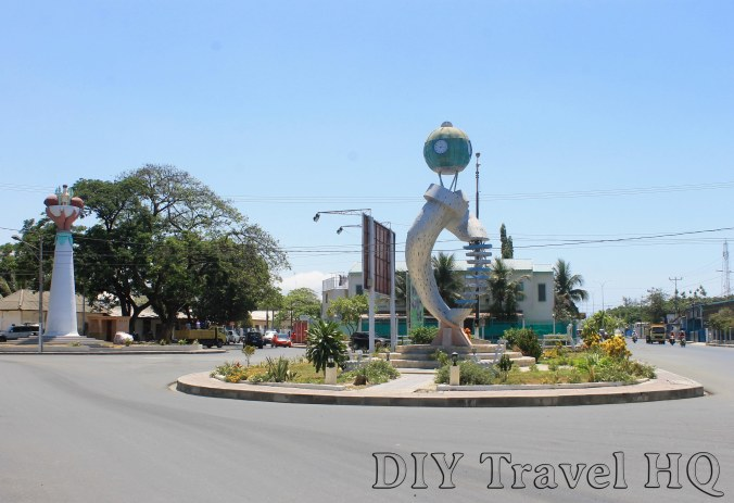 Roundabout Road Dili Timor