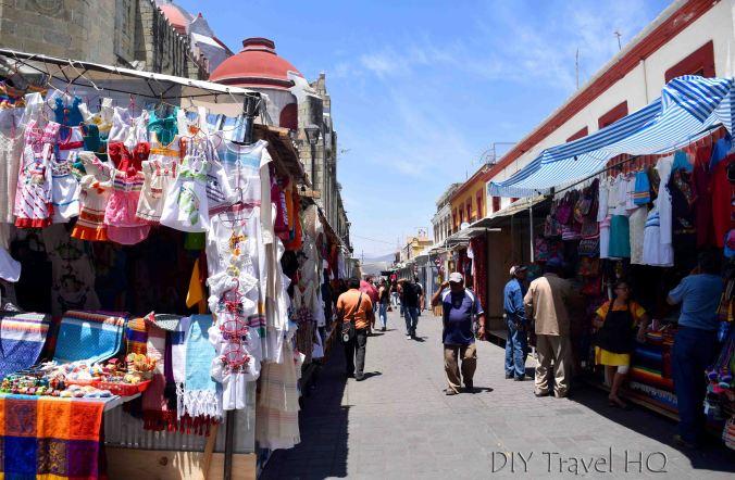 Market Oaxaca City