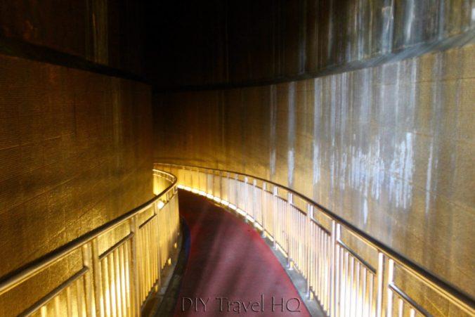 Entrance to the Tsunami Museum