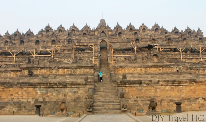 7 Platforms of Borobudur