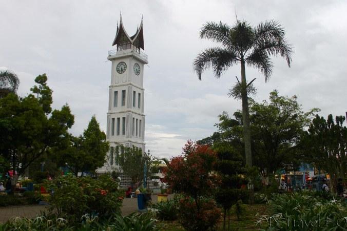 Great Clock Tower Bukittinggi