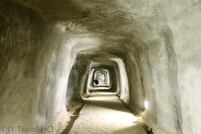 Tunnels of Lobang Jepang