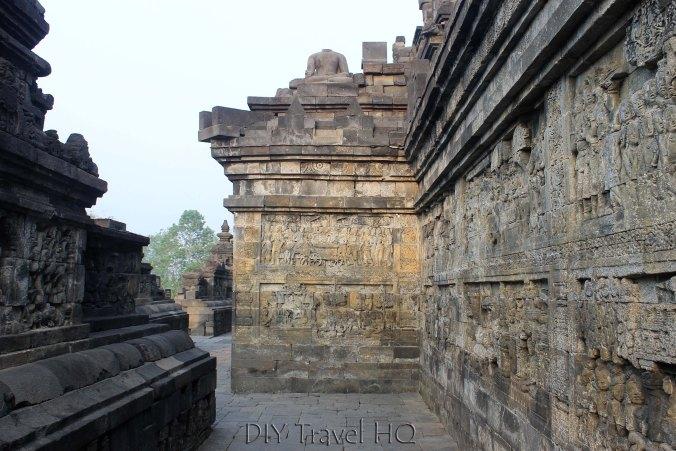 Buddhist Hindu Art Design Borobudur