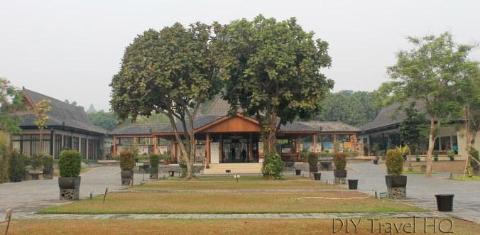 Borobudur Entrance Gate