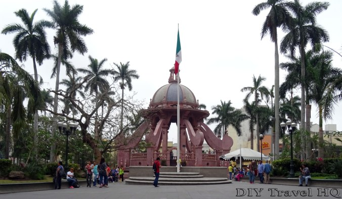Tampico Zocalo