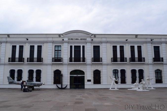 Veracruz Museo Naval Mexico