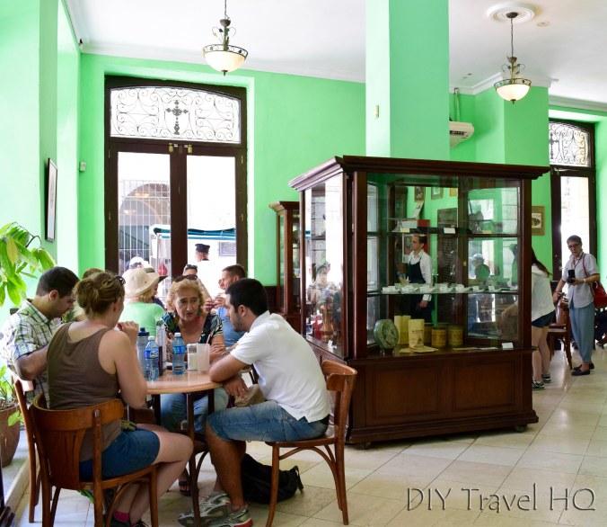 Old Havana Calle Mercaderes Museo del Chocolate