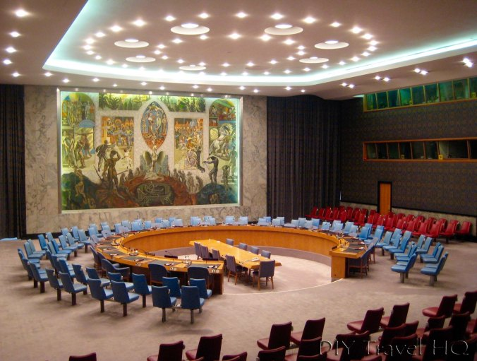 Conference Building UN Headquarters
