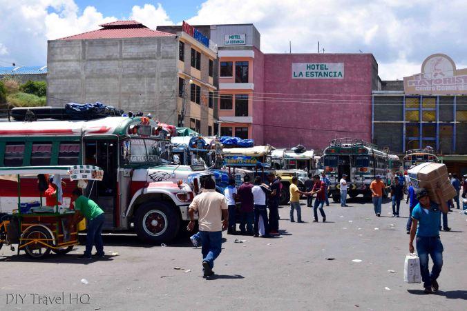 Huehuetenango Bus Terminal