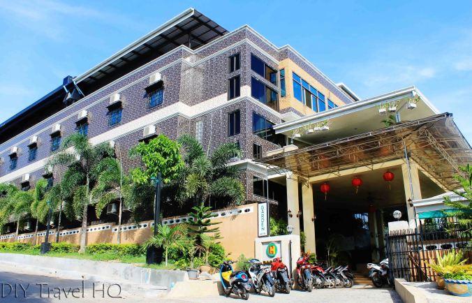 Garden Hotel in Kawthaung