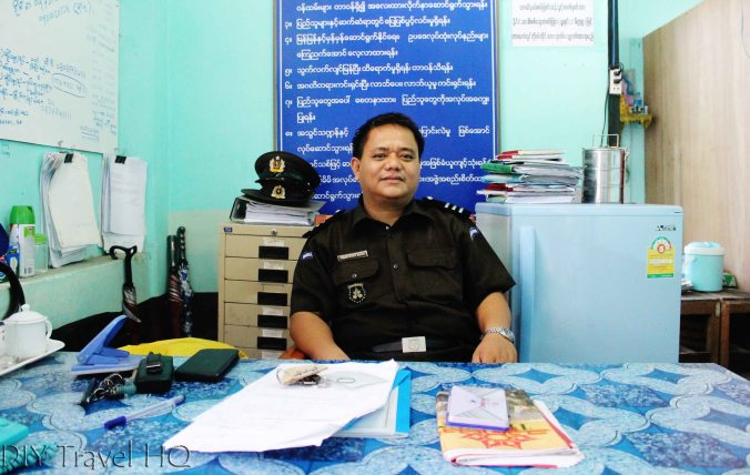 Immigration Officer in Kawthaung