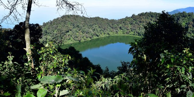 Laguna Chicabal Mirador