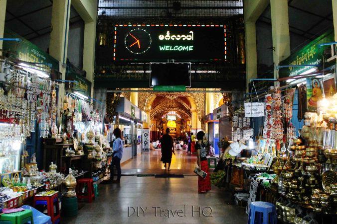 Mahamuni Paya Mandalay