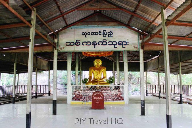 Shrine at Mandalay Hill