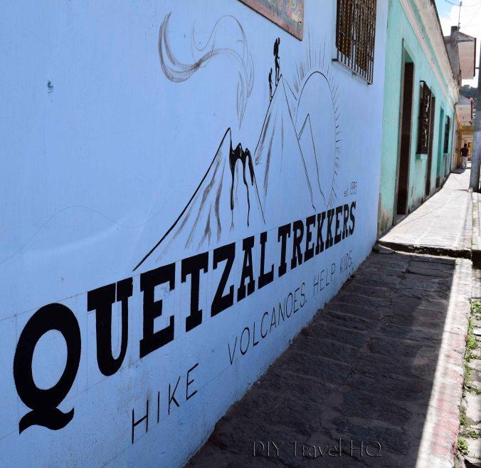 Quetzaltenango (Xela) Quetzaltrekkers