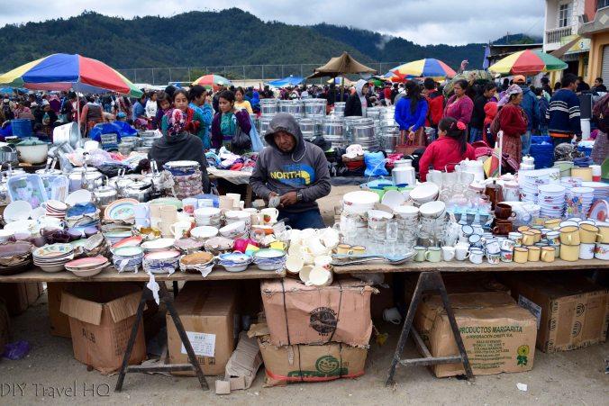 San Francisco El Alto Market Dishware