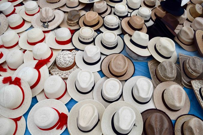San Francisco El Alto Market Hats