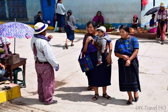 Todos Santos Cuchumatan Traditional Clothing Men and Women
