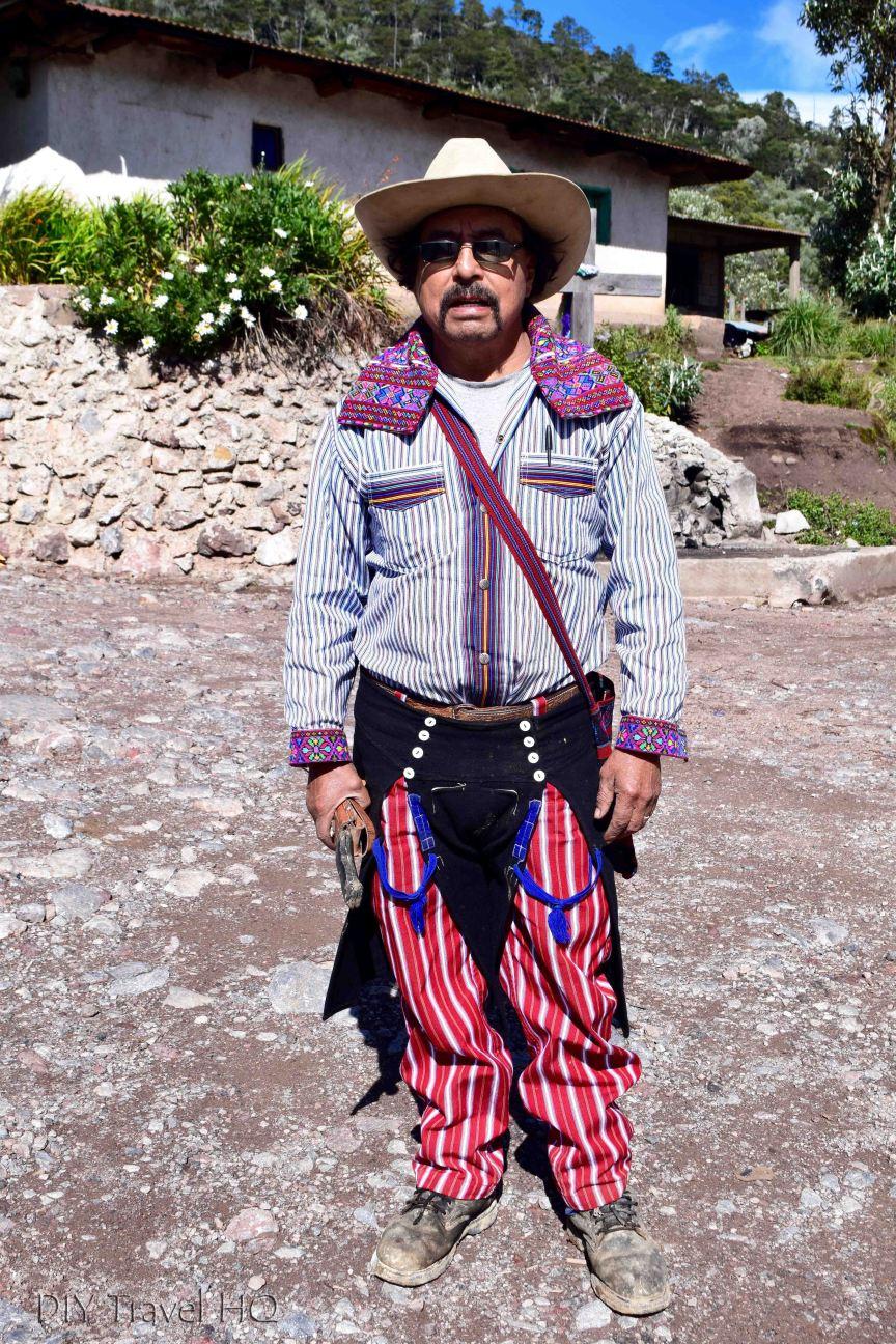 Todos Santos Cuchumatan Traditional Clothing
