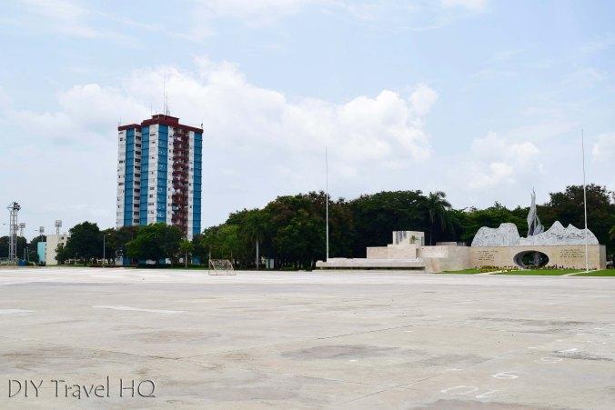 Plaza de la Patria in Bayamo