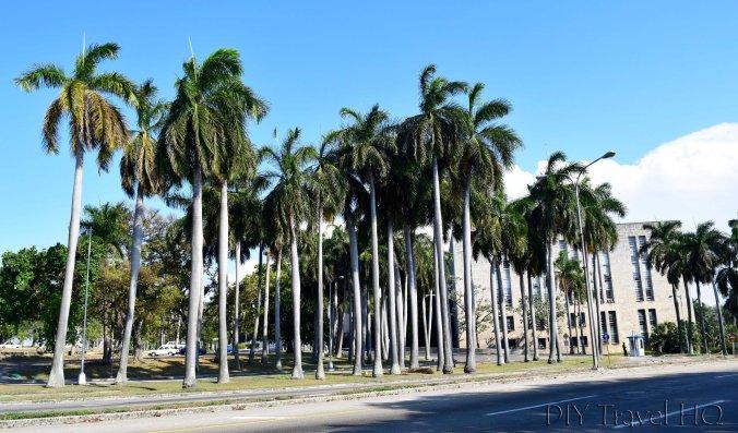 Havana Vedado Comite Central del Partido Comunista de Cuba