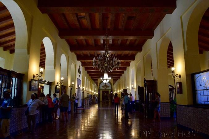 Havana Vedado Hotel Nacional Lobby