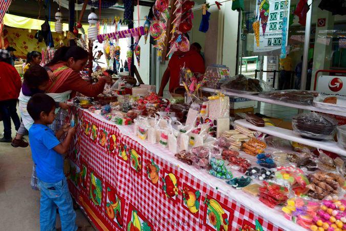 Momostenango Market Candy Land