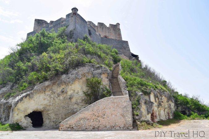 El Morro fortress in Punta Gorda
