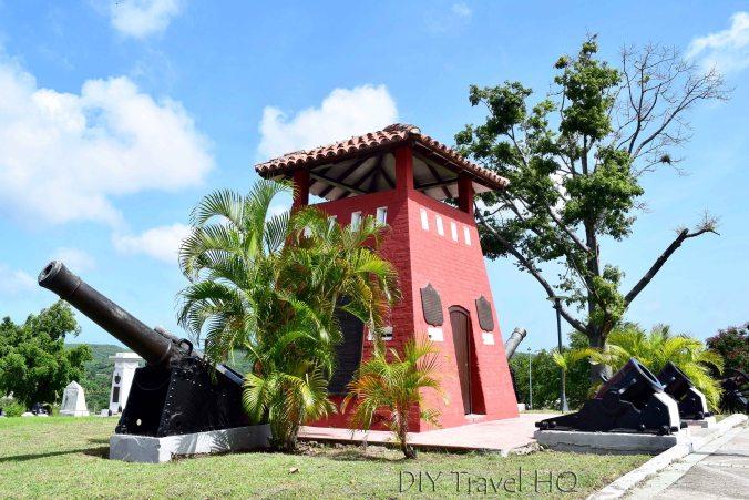 San Juan Hill Santiago de Cuba