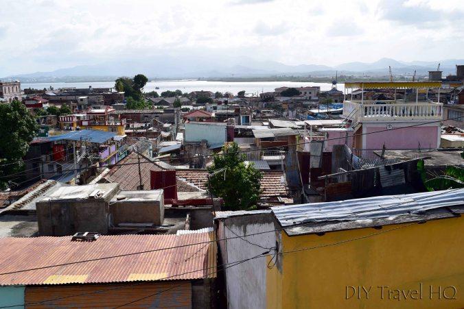 View from Balcon de Velaquez