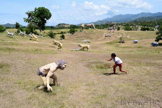 Valle de la Prehistoria field