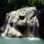 Finca el Paraiso: Hot Spring Waterfall