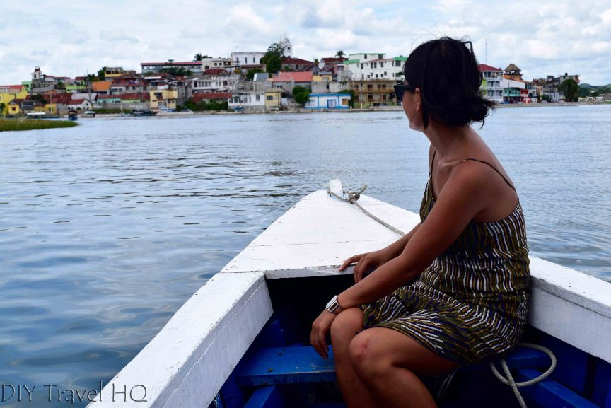 Flores to San Miguel Boat Ride