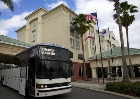 Kissimmee Disney Hotel Shuttle Bus