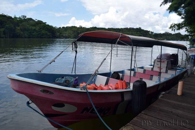 Rio Dulce Town Boat Tours