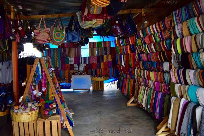 San Juan La Laguna Weaving
