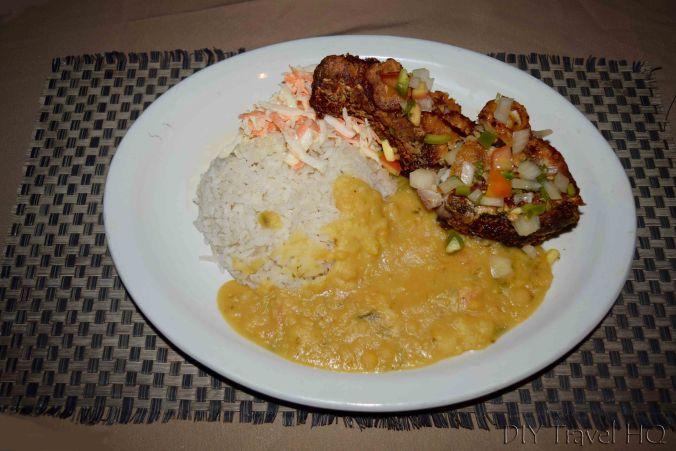 Dinner at Tina's Kitchen