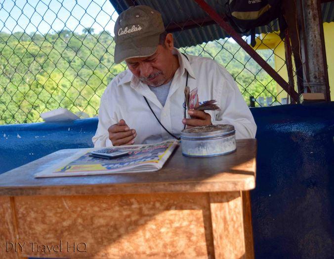 Guatemala Border Money Changer