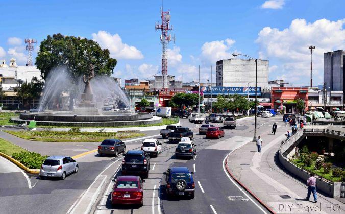 Guatemala City Highway