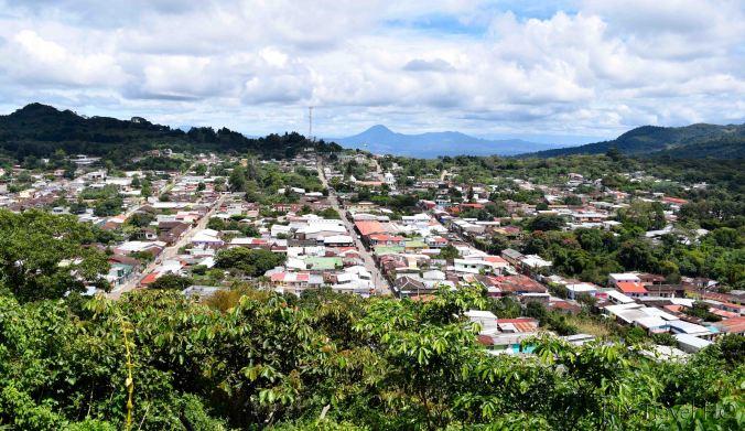 Mirador de la Cruz View of Ataco