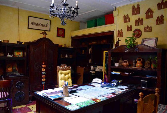 Posada Belen Museo Inn Office