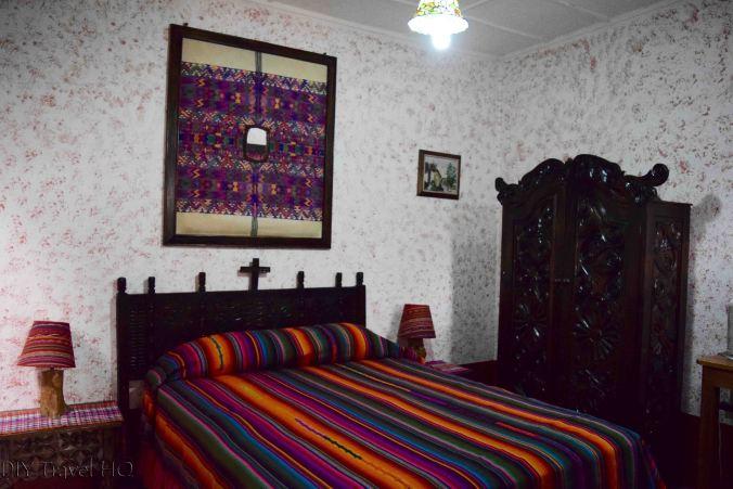 Posada Belen Museo Inn Patch Adam's Room