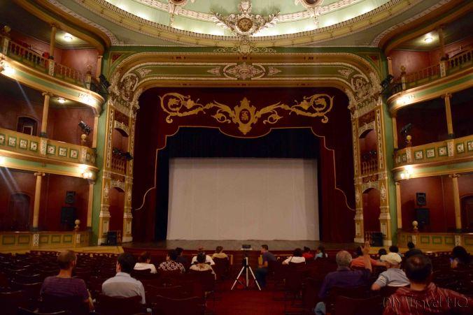 Santa Ana Teatro de Santa Ana Interior