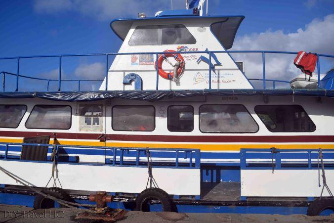 Bluefields to Big Corn Island Rio Escondido Ferry